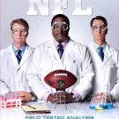 INSIDE THE NFL Original Poster * Simms Brown Collinsworth * Showtime 2 'x 3' Rare 2012 NEW