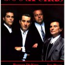 "Goodfellas Original Movie Poster 24"" x 36"" Rare 1996 Framed MINT"