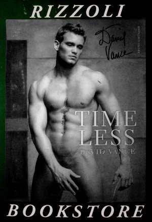 "David Vance * TIMELESS * Mounted Book Display 16"" x 20"" Rare 2006 MINT"