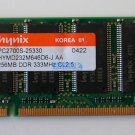 768mb pc2700 DDR 333MHz Laptop RAM for Toshiba Dynabook Mint