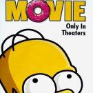 SIMPSONS Original Movie Poster * HOMER * 2' x 4' Very Rare 2007 Mint