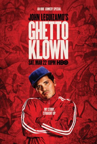 """John Leguizamo * GHETTO  KLOWN * Original HBO Poster 27"""" x 40"""" Rare 2014 Mint"""