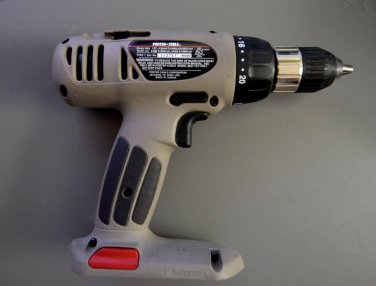 """Porter Cable Pro 19.2v 1/2""""inch Cordless Drill Driver+Batt+Charger+Case MINT"""