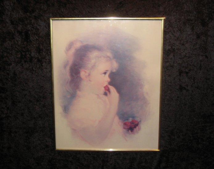 Murray, Girl Print