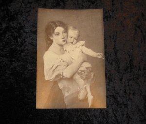 Koch, vintage print, actually printed in 1905