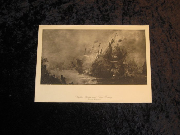 Wyllie, vintage print, actually printed in 1927