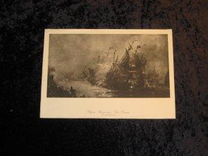 Wyllie, vintage print, actually printed in 1927