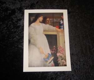 Whistler, limited vintage lithograph, actually printed in 1940