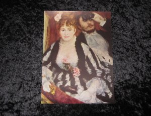 Renoir, vintage lithograph, actually printed in 1912