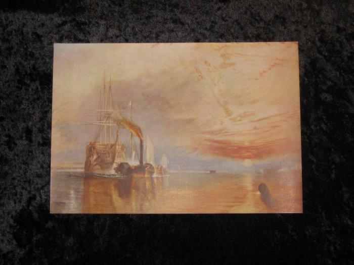 Turner, vintage print, actually printed in 1923