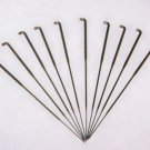 10 #38 Star Felting Needles for Wool or Doll Repair