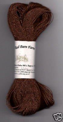 Fashion Flake Wine Yarn 200yd Rayon/Nylon
