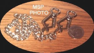 ENDURANCE CLAMPS  - NIPPLE ~ LABIA ~ CAN BE USED WITH PIERCINGS - FREE SHIPPING