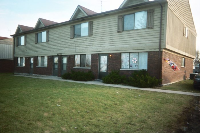 4 UNIT INVESTMENT PROPERTY INDIANA
