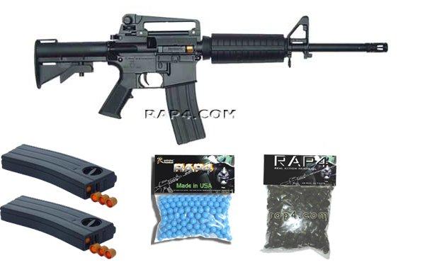 RAP4LE Combo Package