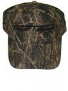 Camouflage Ball Cap