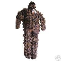 Camouflage Leafy suit