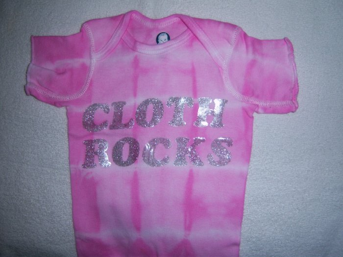 Cloth Rocks 9-18 months