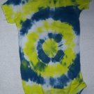 Blue and yellow onesie XL 21-23lbs