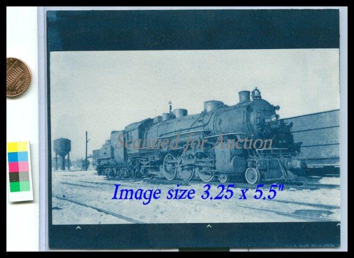 Photograph of Erie Railroad Locomotive # 2738