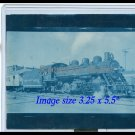Photograph of Livonia Avon & Lakeville Locomotive #17