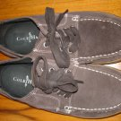 COLE HAAN MENS BROWN SUEDE SHOES 8M