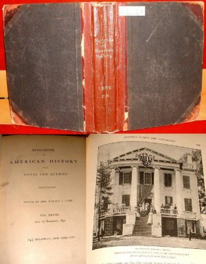 6-Bound-Magazine of American History 1892-articles listed