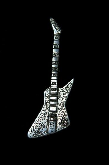 Guitar Pendant 3