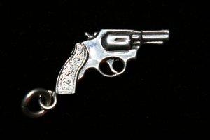 Revolver Pendant
