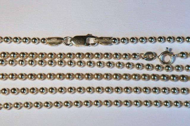 "Bead Chain 26"""