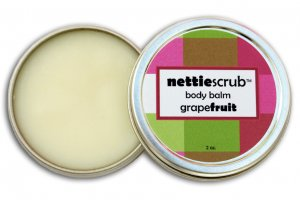 Grapefruit Body Balm to-go