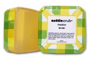 NEW lemon Sheabar soap