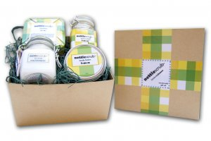 LUSCIOUSLY LEMON 4 pc GIFT SET
