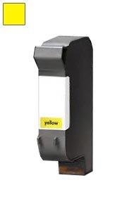 HP 44 Yellow (HP 51644Y) Yellow ink remanufactured inkjet cartridge