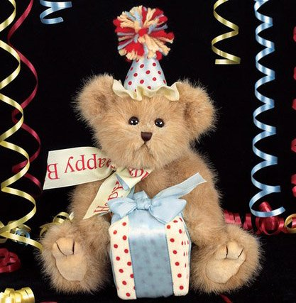 Bearington - Beary Happy Birthday