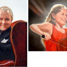 Photograpy PORTRAIT SERVICE Oil Painting 1 Pet 16x20