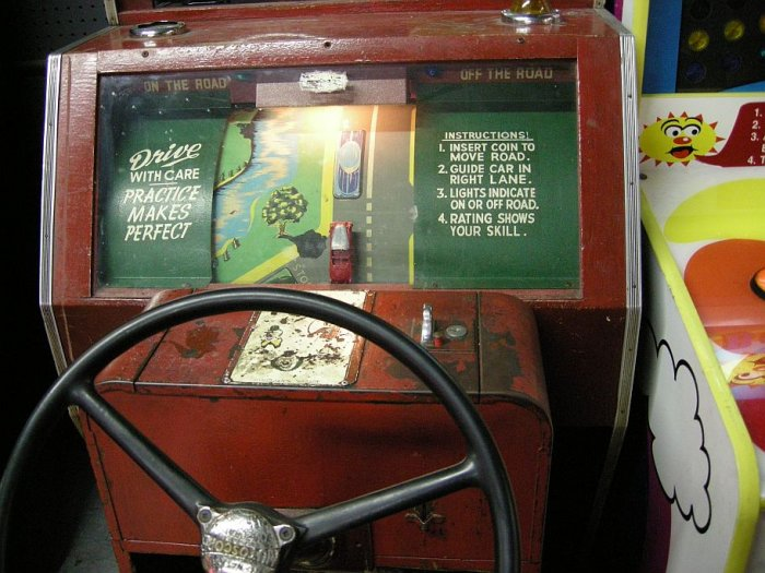 Old Machine 4X6