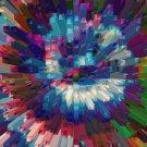 Color Blocks 8X10
