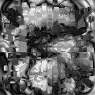 Gray Blocks 4X6