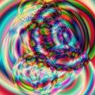 Rainbow Orbs 4X6