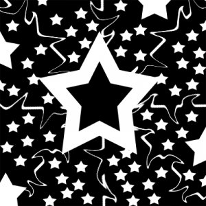 Stars 4X6