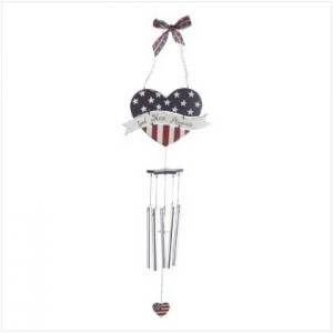 Heart Of America Windchime