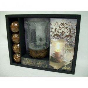 Shanti 6 Piece Luxury Candle Set