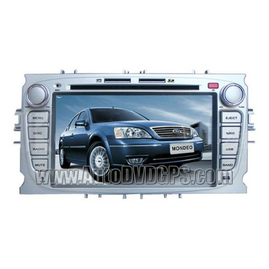 Car DVD Players with GPS for Ford Mondeo/Focus 2008 2009/S-MAX iPod control