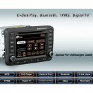 Advanced & High Quality Car DVD GPS Player for VW CADDY + iPod ready Bluetooth