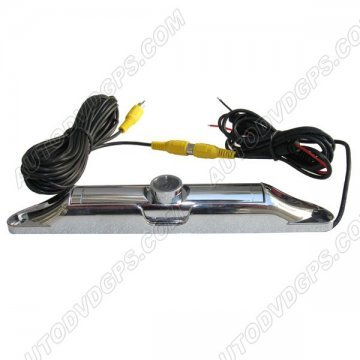 Lisence plate car rear view CCD camera