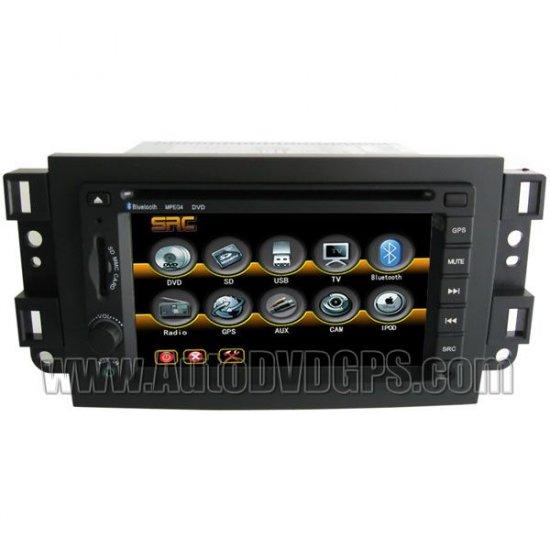 Chevrolet Lova & New Epica & Captiva Car DVD Radio Video GPS Navigation Player