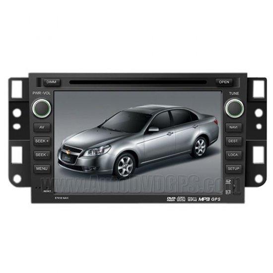 Flyaudio Chevrolet Captiva DVD GPS Navigation Bluetooth Digital panel  IPOD ready