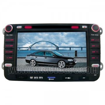 "Autoradio for VW New Bora Navigation dvd + 7"" Digital Touchscreen + bluetooth + CAN-BUS Control"