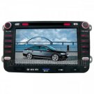 "Autoradio for VW New Bora Navigation dvd + 7"" Digital Touchscreen + bluetooth + CAN-BUS Control"